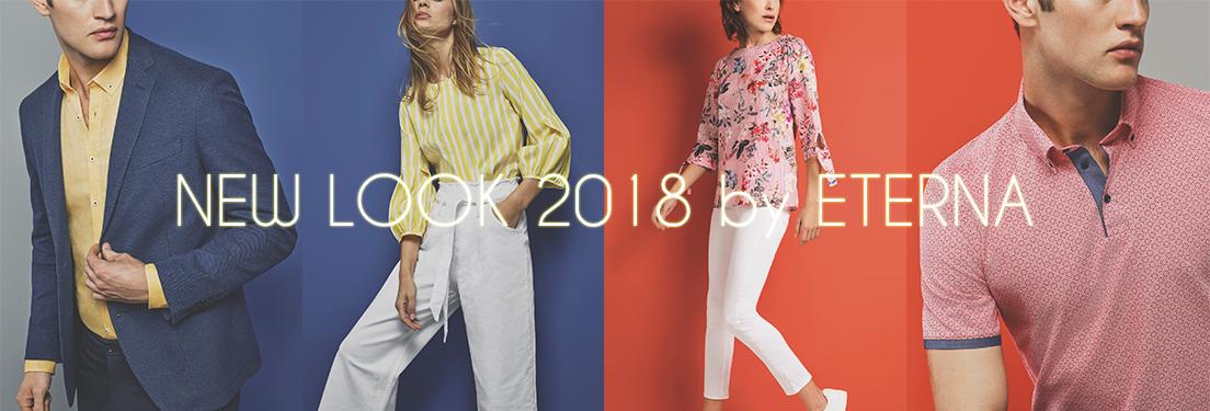new look 2018 by eterna