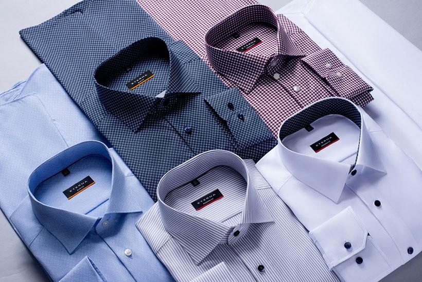 Как правильно складывать рубашку?