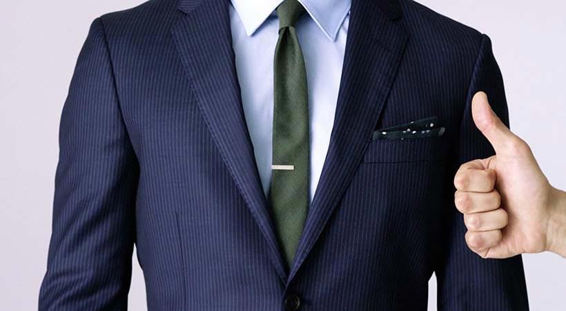 Как правильно носить галстук и какую выбирать длину?