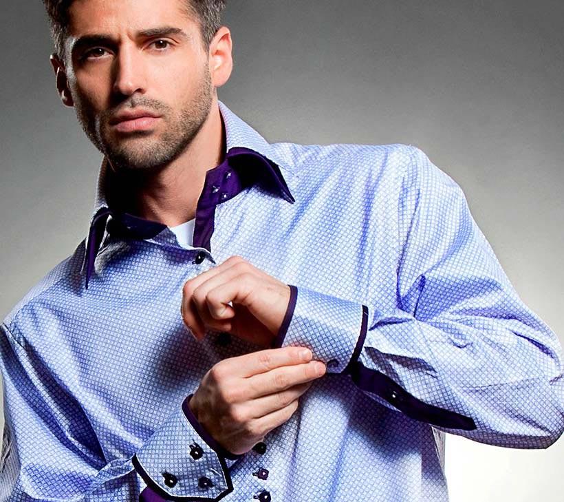 Какие рубашки нельзя закатывать?