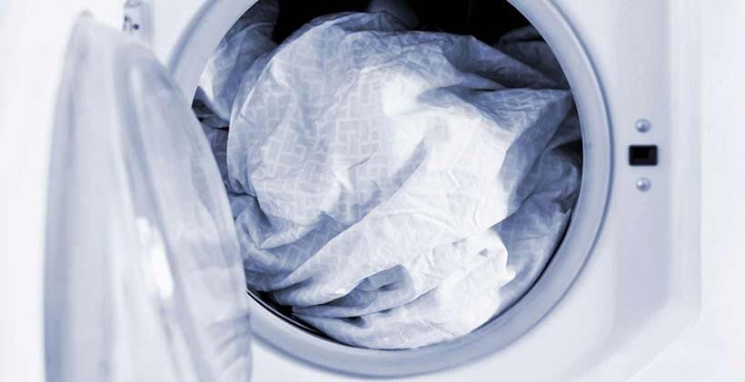 Стиральная машинка – как правильно ее использовать для чистки белых вещей?