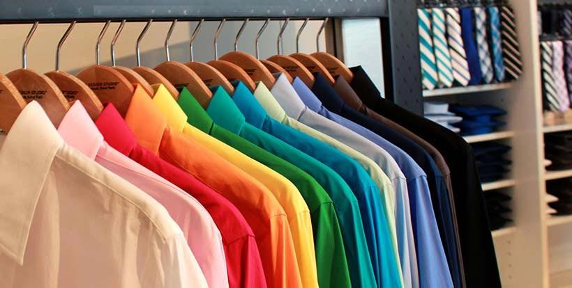Выбираем рубашку