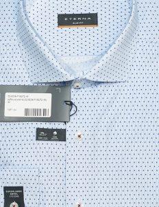 Мужская рубашка с орнаментом 100% хлопок