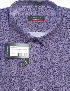 Рубашка с рисунком Modern Fit 100% хлопок