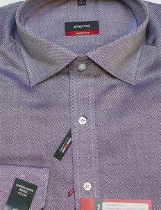 Рубашка с длинным рукавом Modern Fit 100% хлопок