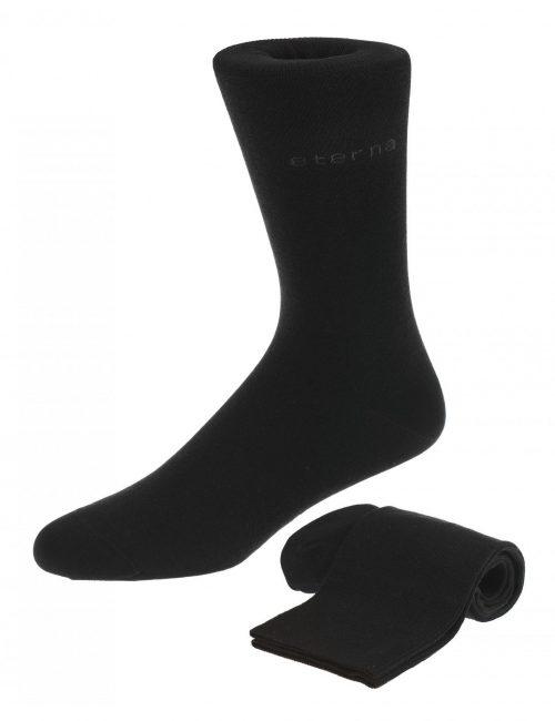 Мужские носки черные
