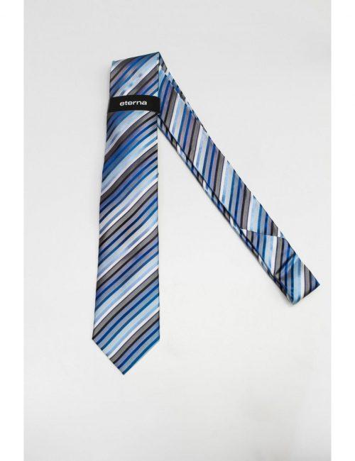 Мужской галстук в полоску